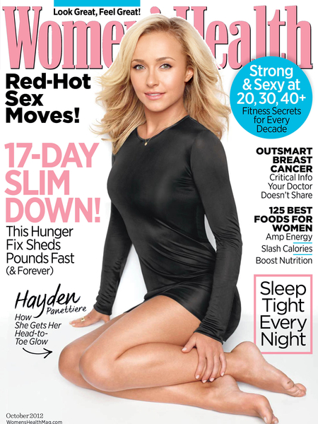 Extra Scoop: Hayden Panettieres Best Kept Beauty Secrets