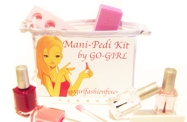 Win It! A Mani-Pedi Kit from GO-GIRL Fashion Fixes