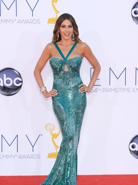 Hot Pics! On the 2012 Emmy Red Carpet