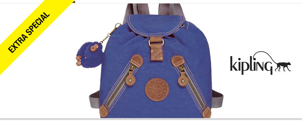 Win It! A Kipling Fundamental Backpack