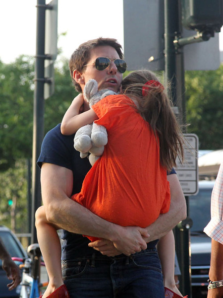 Tom Cruise Misses Suri