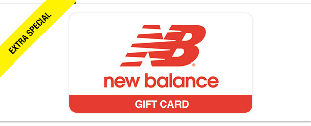Win It! A Gift Card for New Balance Minimus 1010 Running Shoes