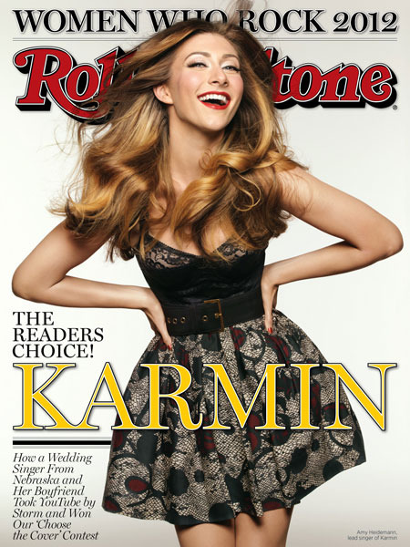 Karmin Wins Rolling Stone's 'Women Who Rock' Contest!