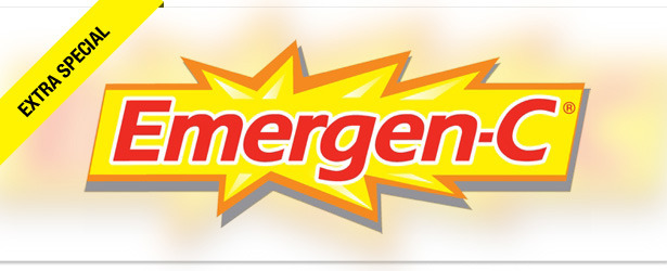 Win It! A Year's Supply of Emergen-C