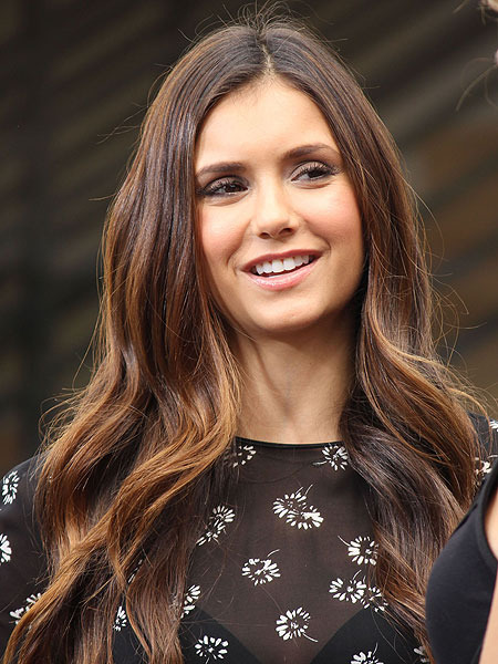 Nina Dobrev Is Anything But a 'Wallflower'