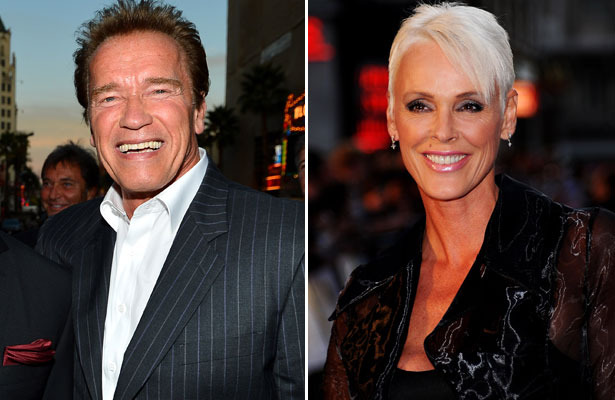 Arnold Schwarzenegger Reveals &#039;Hot Affair&#039; with Brigitte Nielsen 