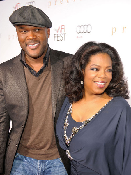Tyler Perry Joins Oprah's Network