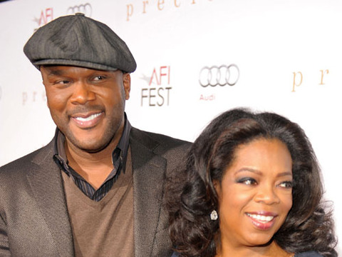 Tyler Perry Joins Oprah's Network | ExtraTV.com