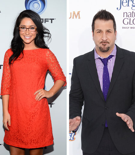 Bristol Palin on Fatone's 'DWTS' Elimination: 'I Was Shocked'