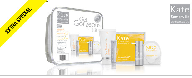Win It! The Kate Sommerville Get Gorgeous Kit