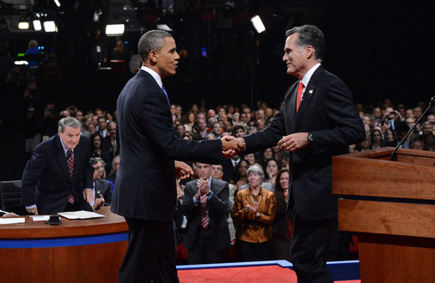 The Presidential Debate: Obamacare, Big Bird and More