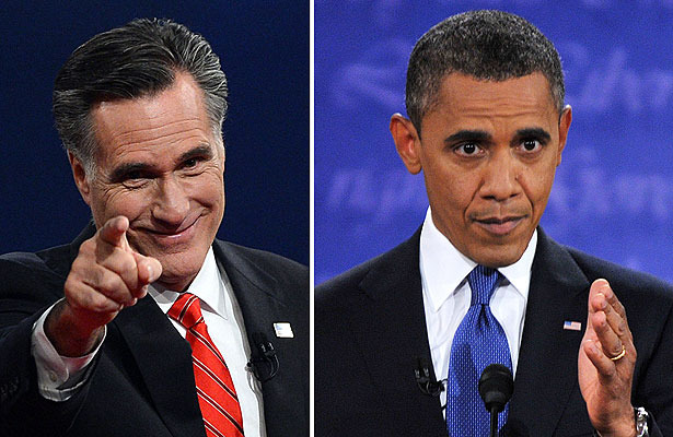 Obama vs. Romney Debate: The Body Signals
