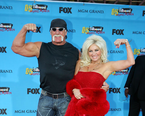 Hulk Hogan's Sex Tape Surfaces, Linda Hogan Arrested for DUI