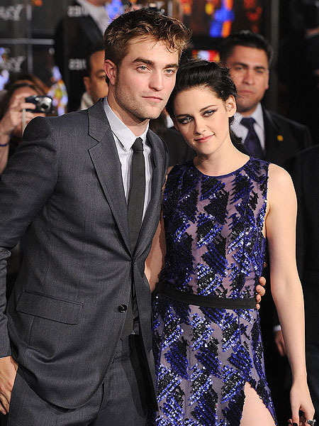 Its On! Robert Pattinson and Kristen Stewart Are a Couple Again