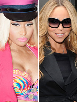 Extra Scoop: Nicki Minaj, Mariah Carey Could Quit &#039;American Idol,&#039; Experts Say