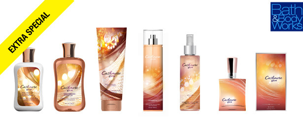 Win It! Bath and Body Works Cashmere Glow Gift Bag