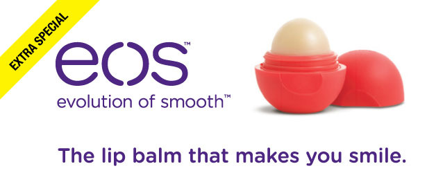 Win It! eos Lip Balm and Cream