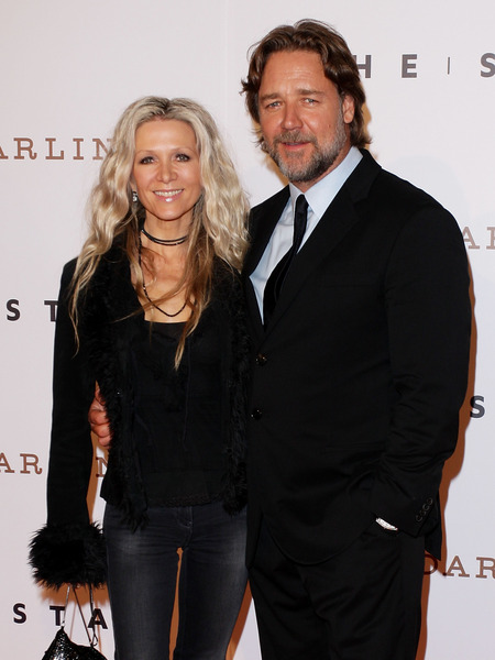 Russell Crowe and Danielle Spencer Split