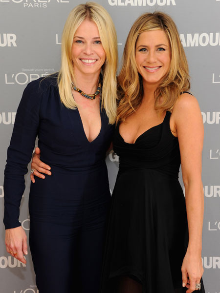 Jennifer Anistons Wedding: What Chelsea Handler Knows