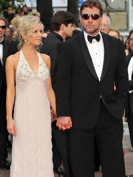 Russell Crowe Divorce ...