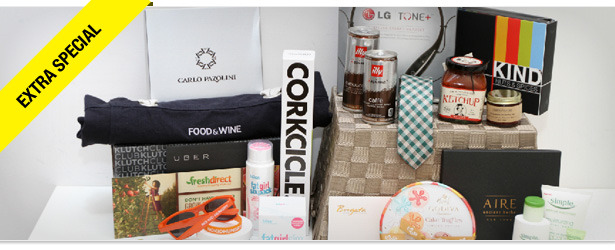Win It! A Gift Bag from the New York City Wine & Food Festival