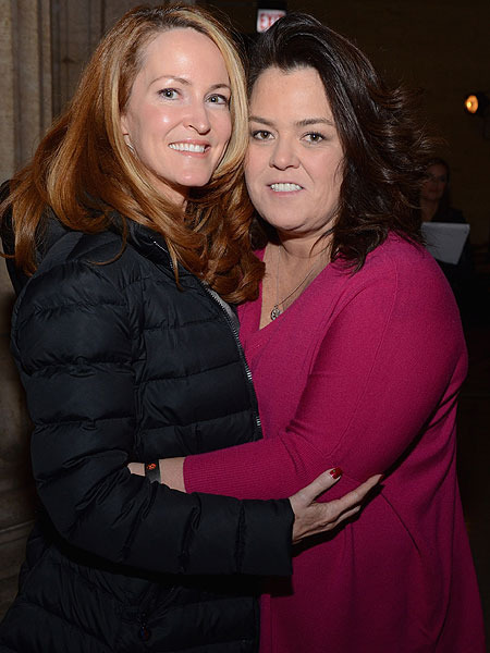 Rosie O'Donnell on Heart Attack: 'Almost Dying is a Good Motivator!'