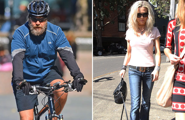 Russell Crowe Divorce: Danielle Spencer&#039;s Dad Confirms Split