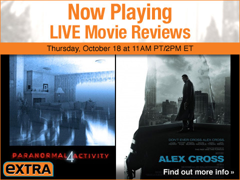&#039;Now Playing&#039; -- Live Movie Reviews