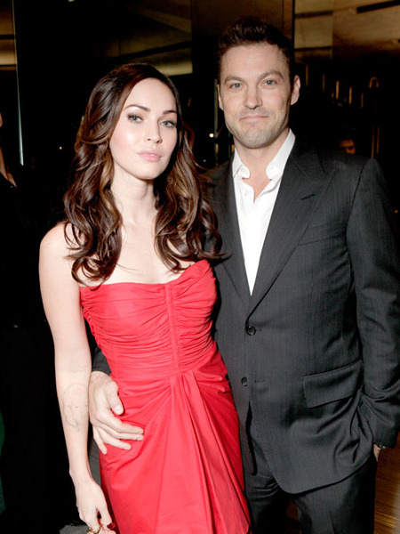 Megan Fox and Brian Austin Green Welcome Baby Boy