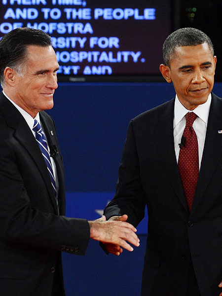 Obama vs. Romney, Round 2: 'Binders Full of Women' Starts Internet Craze