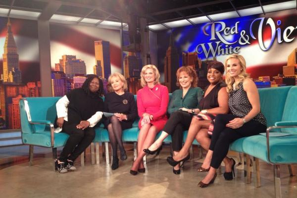 Ann Romney on 'The View': Grilled on Abortion, Access to Contraceptives