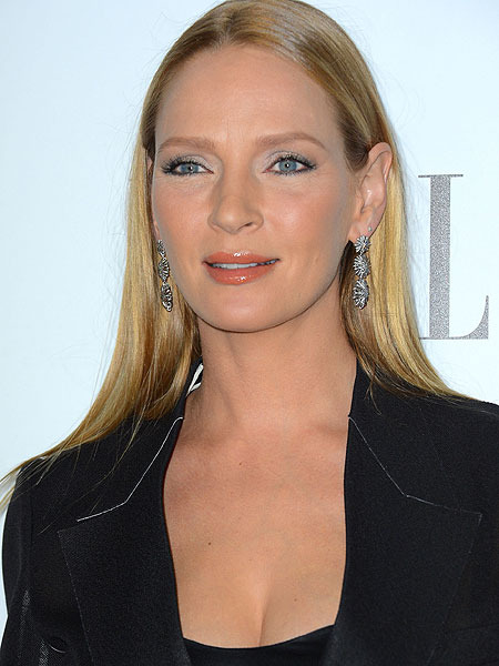 Uma Thurman Gives Baby Girl Seven Names!