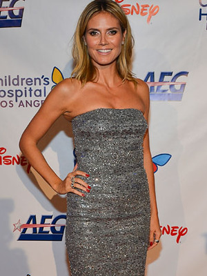 Extra Scoop: Heidi Klum Sees Parallels Between Her Life and &#039;The Bodyguard&#039; 