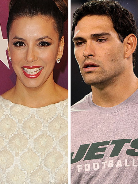 Report: Eva Longoria and Mark Sanchez Split, &#039;Remain Friends&#039;
