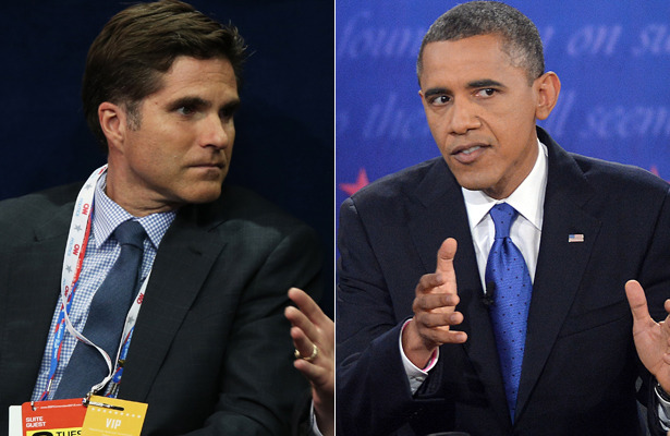 Debate: Obama&#039;s Run-In with Romney&#039;s Son Tagg, and More Body Signals