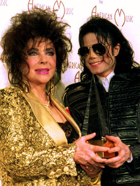 Liz Taylor and Michael Jackson Lead Forbes' Top-Earning Dead Celebrities List
