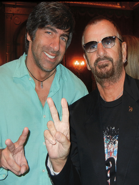 Ringo Starr and Seth Swirsky