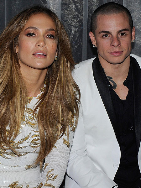 Jennifer Lopez and Casper Smart Celebrate One-Year Anniversary