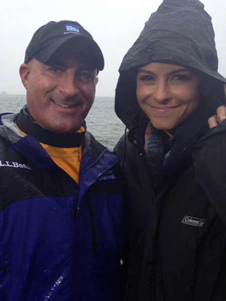 Jim Cantore on Hurricane Sandy: '60 Million People Are Going to Be Impacted'