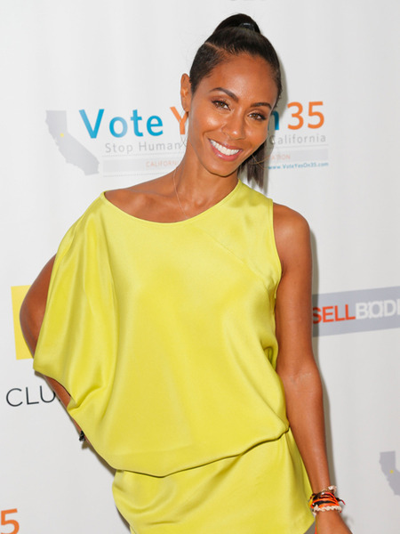 Jada Pinkett Smith: Secret Service Sweep Helped Me Find Some Lost Items