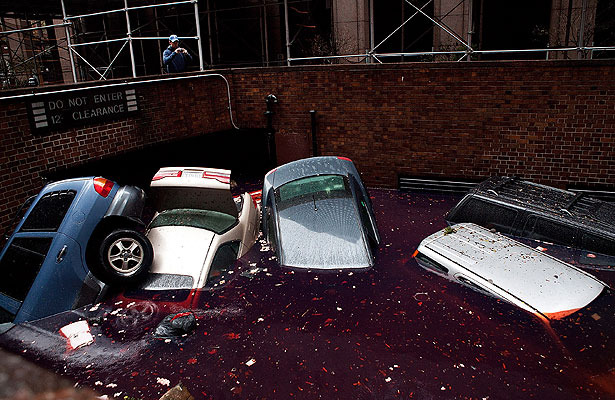 Photos of Hurricane Sandy's Devastation