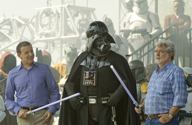 Disney to Purchase Lucasfilm, Release New 'Star Wars' Film