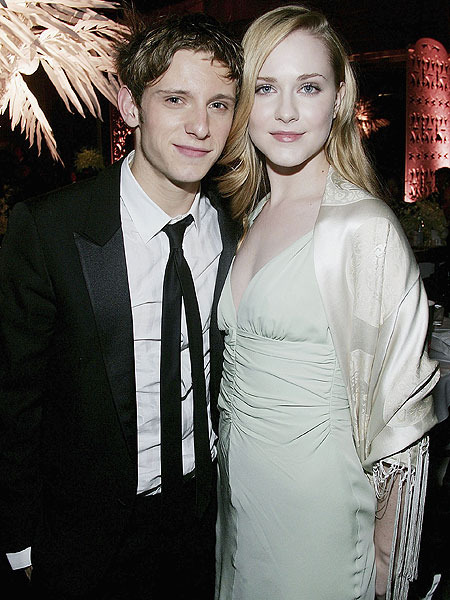 Evan Rachel Wood and Jamie Bell Tie the Knot