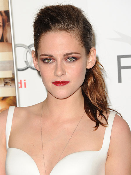 Kristen Stewart 'On the Road' with Ben Lyons Talking Movie News