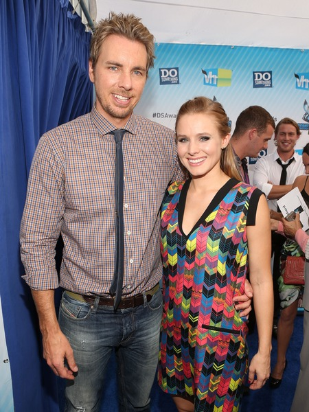 Extra Scoop: Kristen Bell and Dax Shepard Expecting Baby No.1