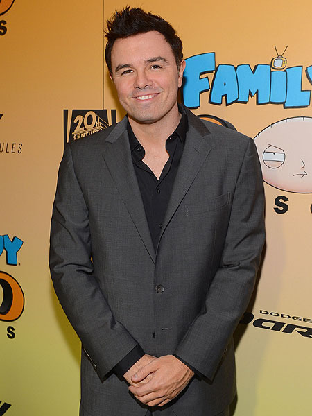 Seth MacFarlane: 'Hot, Talented and Tipsy'?