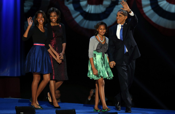 First Lady of Fashion: Style Victory for Michelle Obama and Girls