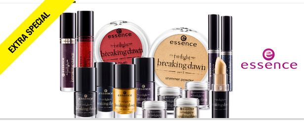 Win It! A 'Twilight: Breaking Dawn, Part 2' Makeup Collection from essence