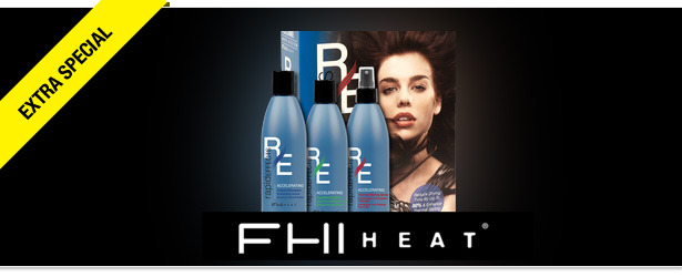 Win It! Rapid Effects Hair Care System from FHI Heat