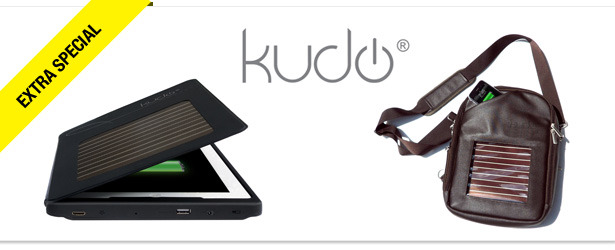 Win It! An iPad and KudoCase